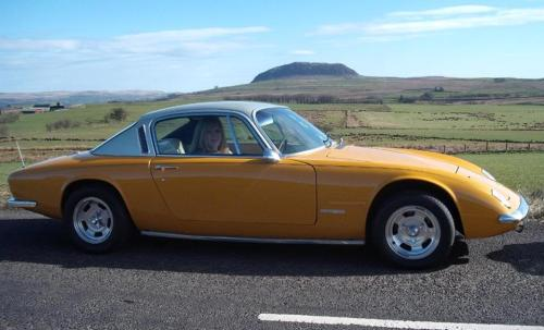 1972 Lotus Elan +2 S130 - Brian Mullan Memorial Club